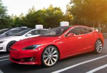 Quelle Tesla - Supercharger