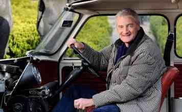 James Dyson im Mini