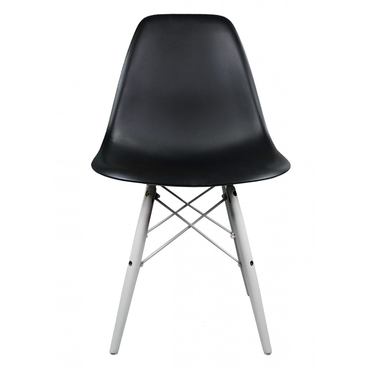 Dsw Chair Black Eames Style Dsw Molded Plastic Dining Shell Chair