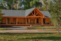 Satterwhite Log Homes Floor Plans