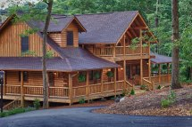 Satterwhite Log Home Plans