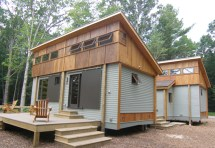 Tiny Houses Prefab Cabins Cottages