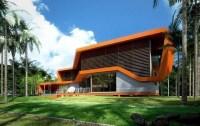asian style modular homes : Modern Modular Home