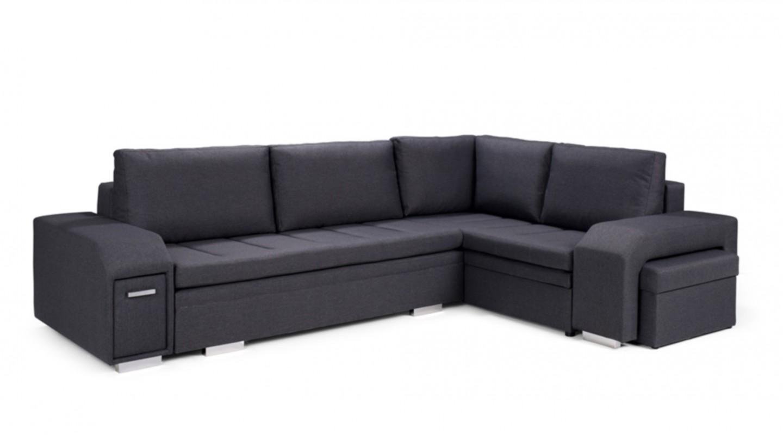 Couch Mit Schlaffunktion Und Bettkasten Big Sofa Mit