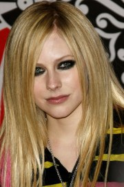 avril lavigne hairstyles fall