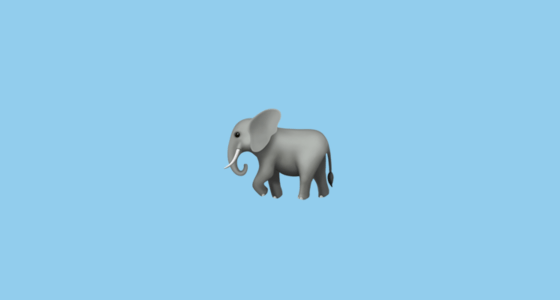 Galaxy S4 Fall Wallpaper Elephant Emoji