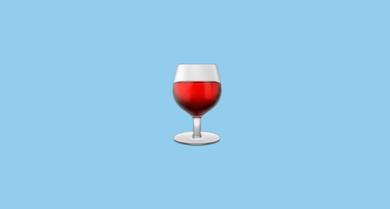 Cute Bow Wallpaper For Iphone Wine Glass Emoji