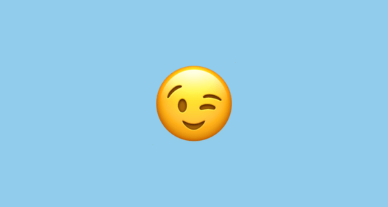 Emojis guys use when they love you