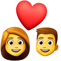 Download Couple With Heart Emoji — Meaning, Copy & Paste
