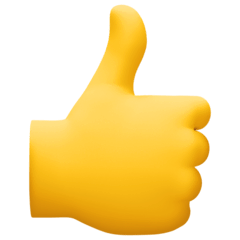 thumbs up emoji meaning