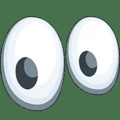 eyes emoji meaning copy