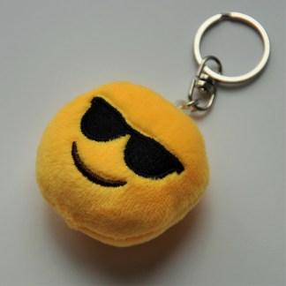 Emojinyckelring - Cool