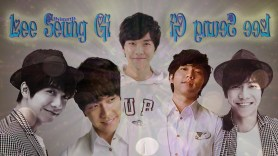 lee seung gi - random