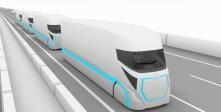 Ud_trucks --_innovation_road_map_for_electric_automated_trucks - Autonom Truck, Roboter Truck - Platoon Trucks - Bild UD --