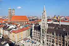 Stadtbild - München, Bild Wikipedia