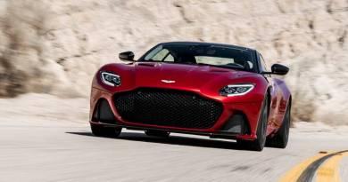 Aston Martin - Rapide S- Foto Aston Martin