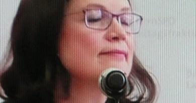 Nahles, Andrea - SPD - Beitragsbild