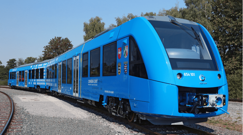 Alstom Coradia iLint - Brennstoffzellen Zug
