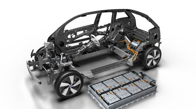 BMW i3 - Elektro Auto - BMW i3 - Technik - Elektro Auto