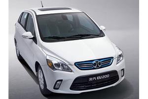 Baic EV 160 / 200 - China Auto