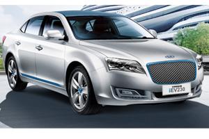 Hawtai - iev230 - China Auto