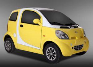 Schon wieder Geely - jetzt mit Foxconn -- Kandi K10 EV - China Auto