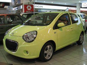 Kandi Panda EV - Geely - China Auto