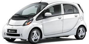 Mitsubishi EV oder i-MiEV