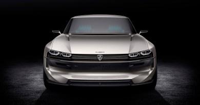 Peugeot e-Legend - Elektro Auto -