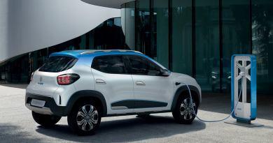 Renault, Dacia - K-ZE - erstes Elektroauto für weniger als 10000 Euro - nur für China
