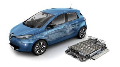 Renault-ZOE-Elektro-Auto, Als Gebrauchtwagen mit 88 PS, 3-4 Jahre alt, unter 10.000 €