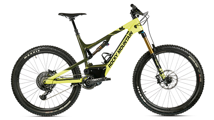 Rocky Mountain ALTITUDE POWERPLAY C90