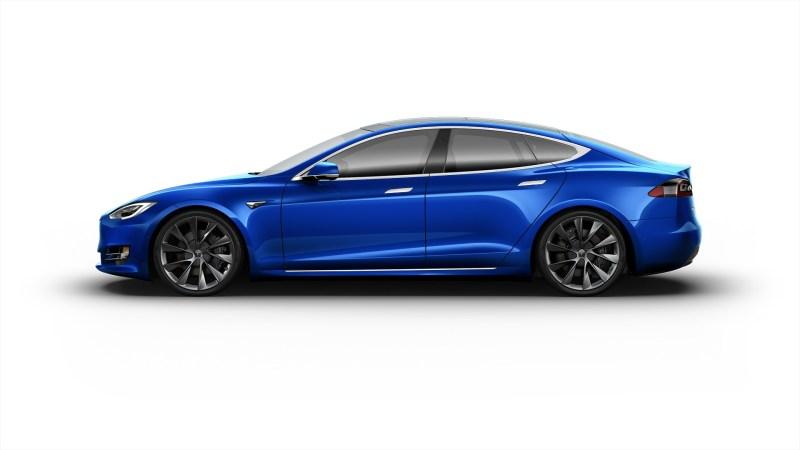 Tesla Model S 75D - Foto Tesla