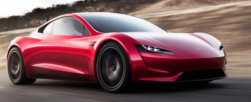 Tesla Roadster - Vorbestellbar - Foto Tesla