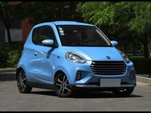 Zhi Dou D2 EV - China Auto