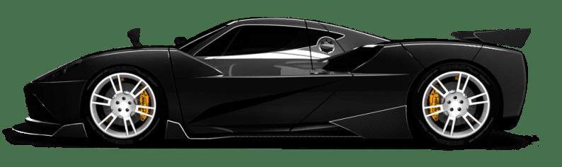 Arash AF10 - Hybridcar-Elektro Sportwagen - ca.1.4 Millionen Euro -992x295