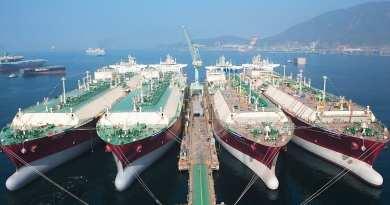 Flüssiggas Schiffe von Shell (LNG) - Foto Shell-com (1)
