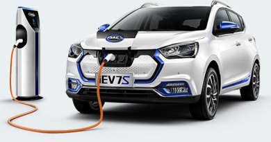 JAC iEV7S - Elektroauto, China, Partner von VW (7)