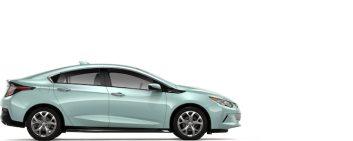 Buick Velite 5 für den China Markt - baugleich mit Chevrolet Volt - - 2 x E-Motoren - 52 + 83 kW - 118 km elektrische Reichweite - 33.220 USD - Foto Chevrolet