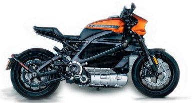 Elektro Motorrad Harley-Davidson LiveWire