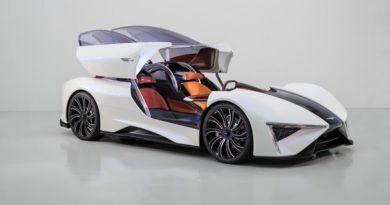 Techrules Ren, 435 - 1305 PS, at 2017 Geneva Motor Show - Foto Techrules, China, Elektroauto (1)