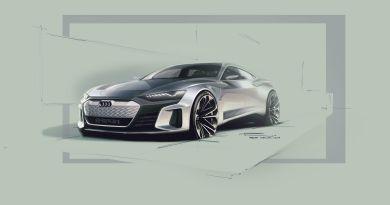 Beitragsbild - Audi e-tron GT Concept, Elektro Auto, ev. ab 2021 - Foto Audi