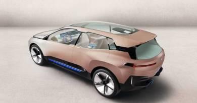 BMW iNext auf dem Sprung zur Serienreife