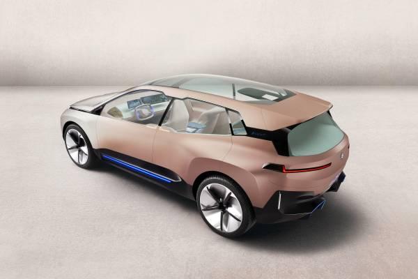 BMW iNext - Elektroauto - Ab 2021 -Foto BMW (21)