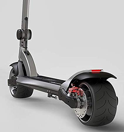 Elektro-Tretroller - Mercane WideWheel Single eScooter - Bei Amazon ca. 895 €