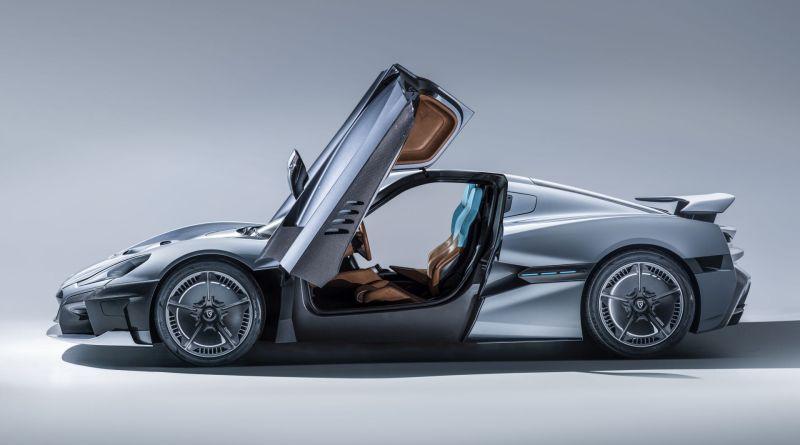 Rimac C_Two: Rein elektrisches GT-Hyperauto, Rimac - Elektro Sportwagen mit 1.945 PS - Foto Rimac 1