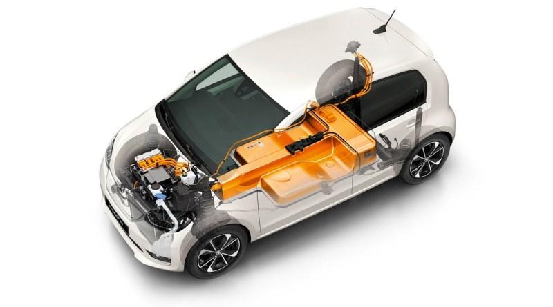 Skoda-Citigo-e-iV-engine --- Skoda CITIGO E IV - Elektro Kleinwagen für unter 20.000 €