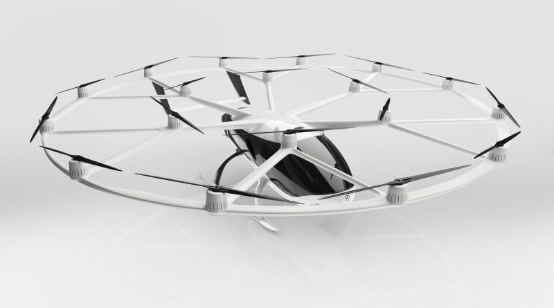 VoloCity - das autonome Flugtaxi - Volocopter