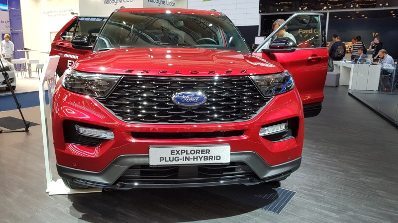 IAA 2019 - Alle neuen Elektroautos in Bildern - IAA-2019-Ford-Explorer-Plug-In-Hybrid-Fotos-emoove.net-22