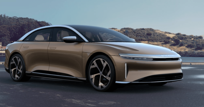 Lucid Air - Teslas ernster Konkurrent
